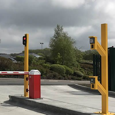 Automatic Barriers & Gates