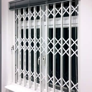 Security Bars & Grilles