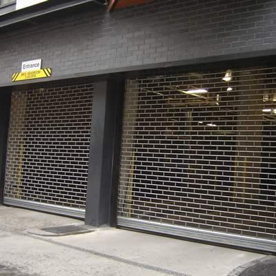 Roller Shutters for shop and home security